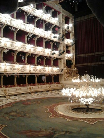 イタリアやドイツで本場のクラシック音楽を楽しむ