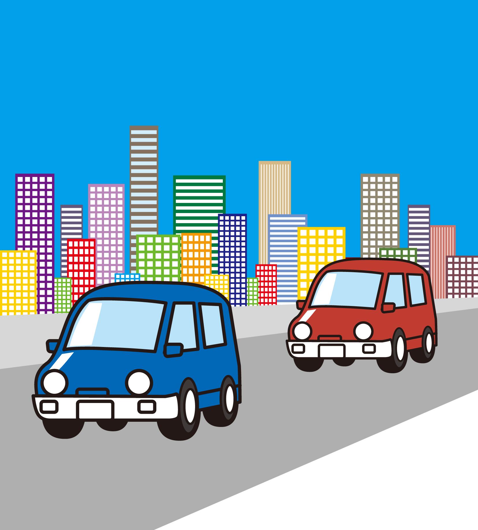 韓国の交通マナーが悪過ぎる。工場の構内でもジグザグ運転