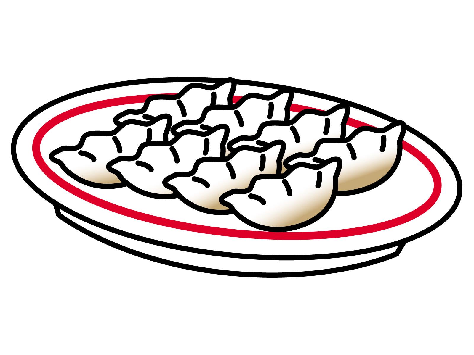 日本と中国の餃子の違い。中国には焼き餃子はない