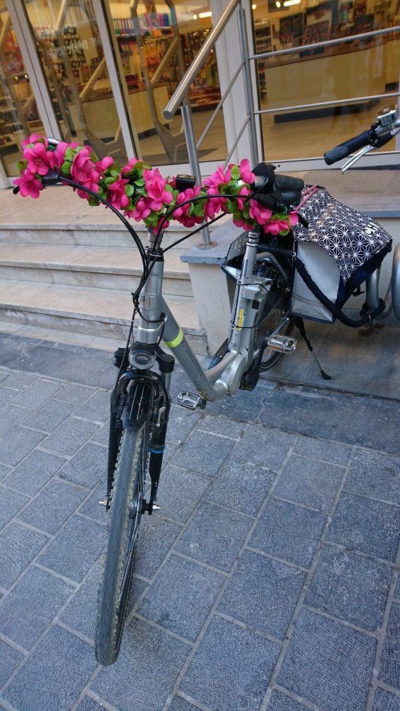 ベルギーでは自転車が大人気。ユニークな自転車が多い