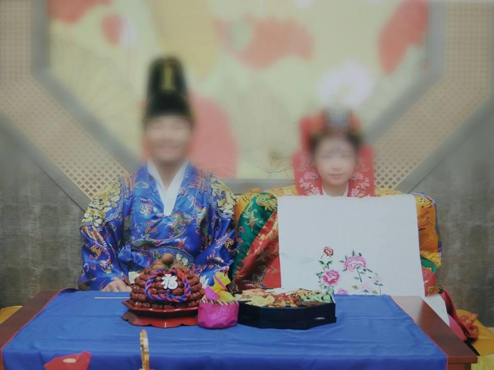 私が体験した韓国の伝統的な結婚儀式「幣帛(ペペク)」