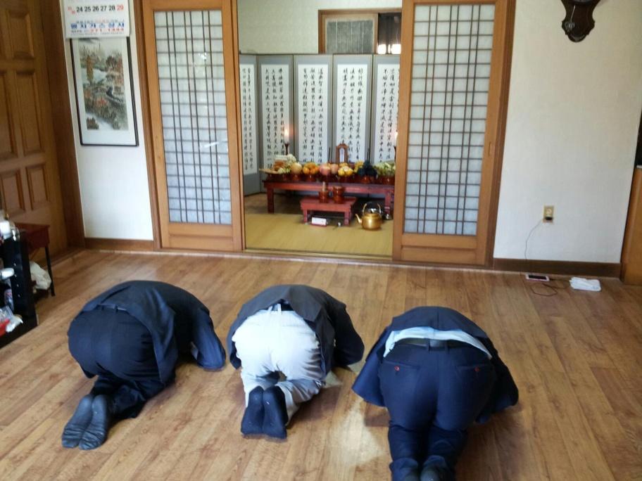 我が家の韓国の伝統儀式「チェサ」を紹介します(写真付き)