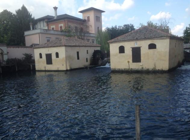 イタリアのポルトグロアーロはディーズニーシーのような街
