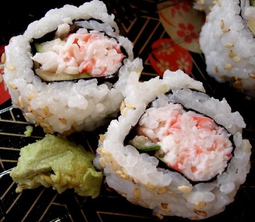 アメリカで食べられている寿司ロールは意外と美味しい(写真あり)