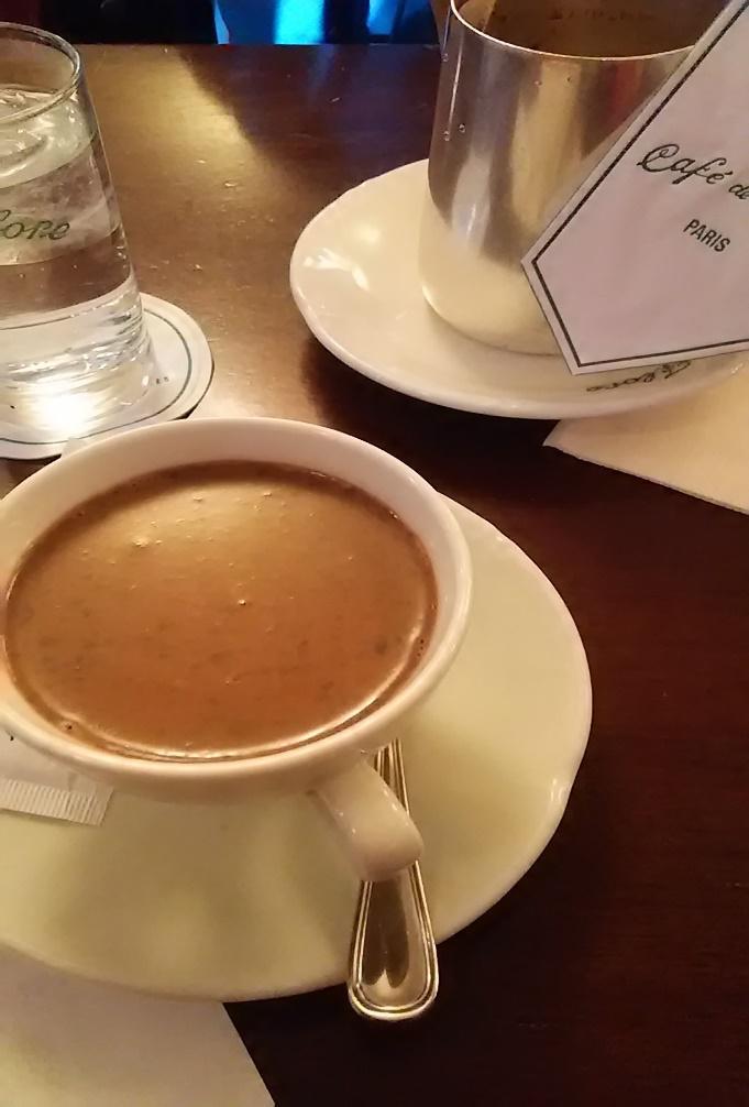 パリでお勧めのカフェと自然食レストラン(玄米など)