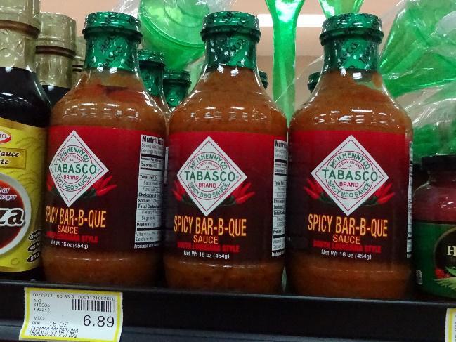 グアムのスーパーマーケットの特徴を紹介。辛い商品が多い