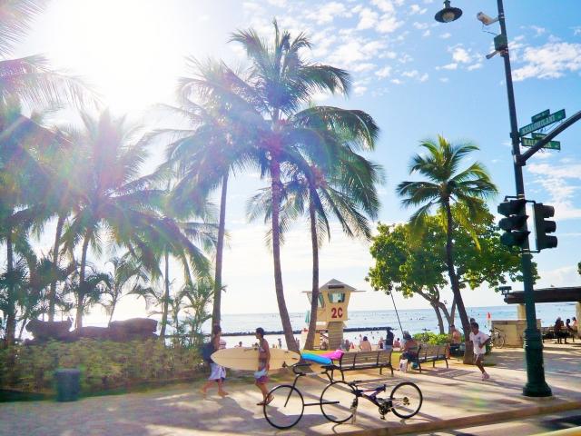 ハワイでは白人が人種差別を受けている。その理由は