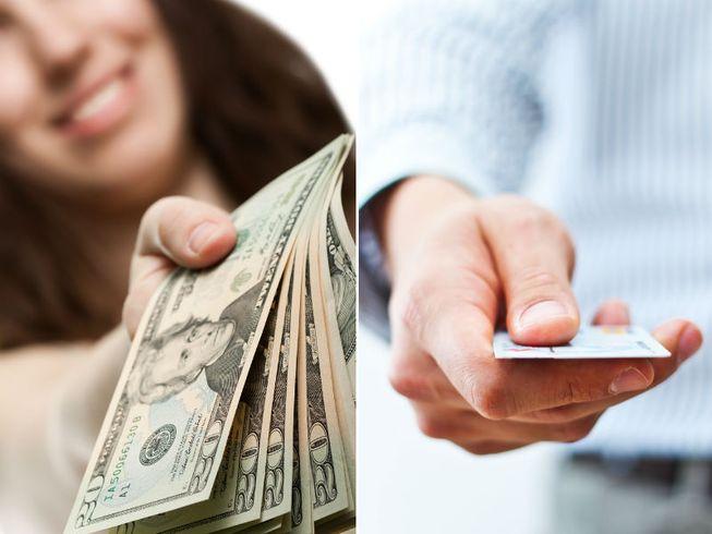 スーパーのレジでお金が下ろせるキャッシュアウトとは。アメリカでは普通