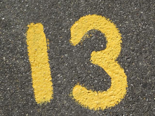 """欧米の滞在先で""""13""""を見かけない理由とは"""