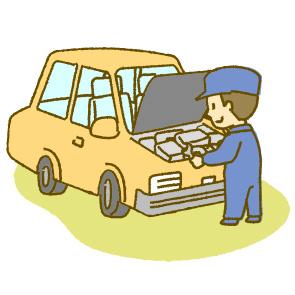 車検の無いアメリカ事情。窓ガラスが割れてもテープで修理